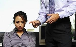 Bullying di tempat kerja