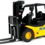 Training Sertifikat Operator Forklift