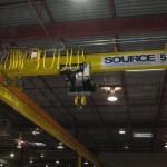 Sertifikasi dan Fungsi Training Overhead Crane Operator