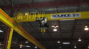 Overhead Crane Operator