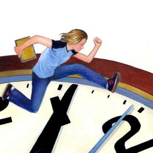 Lama kerja (Jam kerja)