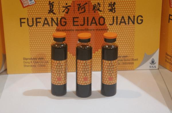 Atasi Bahaya Anemia dengan Fufang Ejiao Jiang